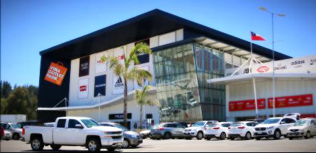 mall outlet viña park