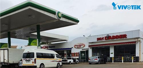 VIVOTEK actualiza seguridad en gasolinera